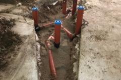 Nyt kloak ved renovation af Langeskov skole