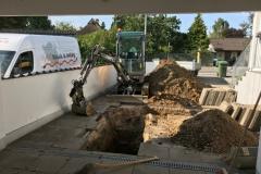 Reparation af kloak, forsikringsskade